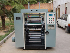 Thermal Fax Paper Slitter Rewinder